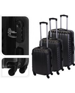 Valigia nera - 61 litri