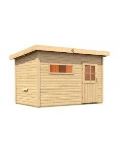 Set sauna Interline Rauma 2 337x231x239