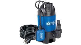 Powerplus POW 67906 750W - Pompa sommersa/pompa per acqua sporca