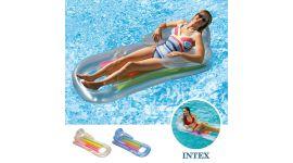 Materassino gonfiabile con schienale INTEX™ King Kool Lounge