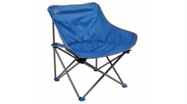 Coleman sedia da campeggio kick-back blu