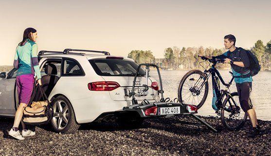 Portabici per biciclette elettriche